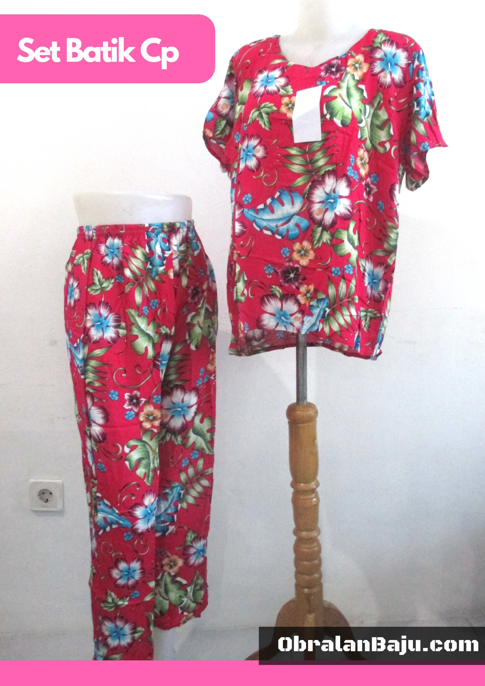produsen baju tidur batik rayon
