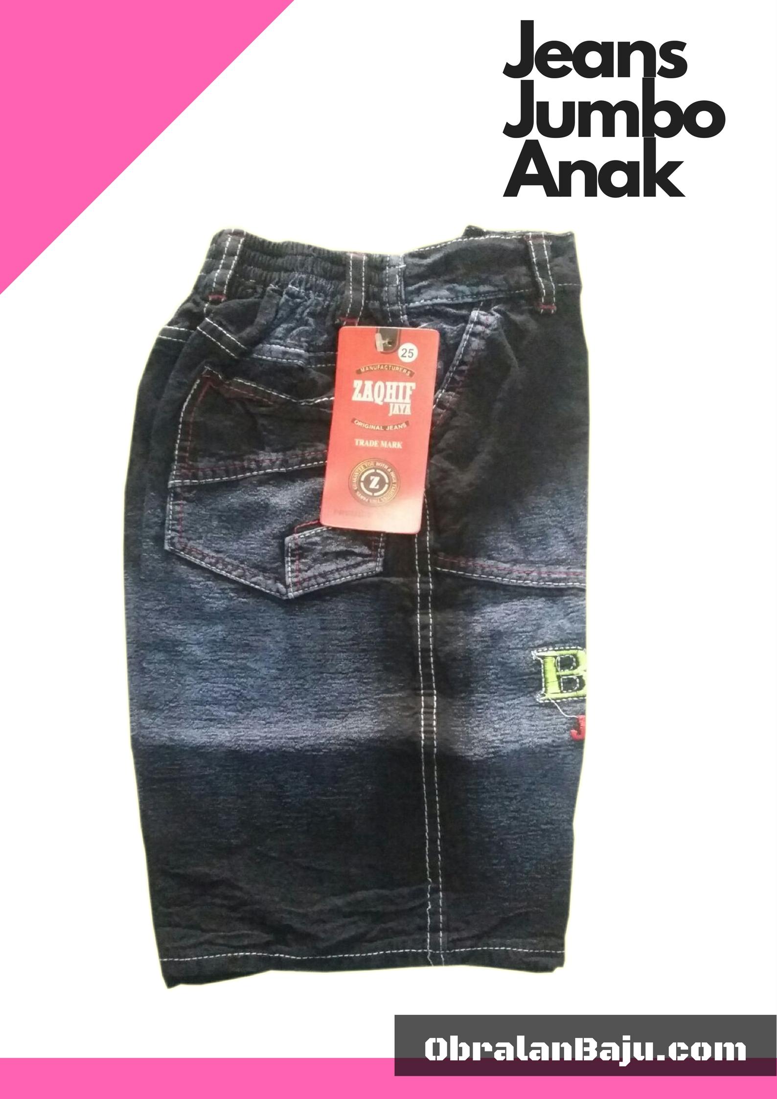 obral celana jeans anak