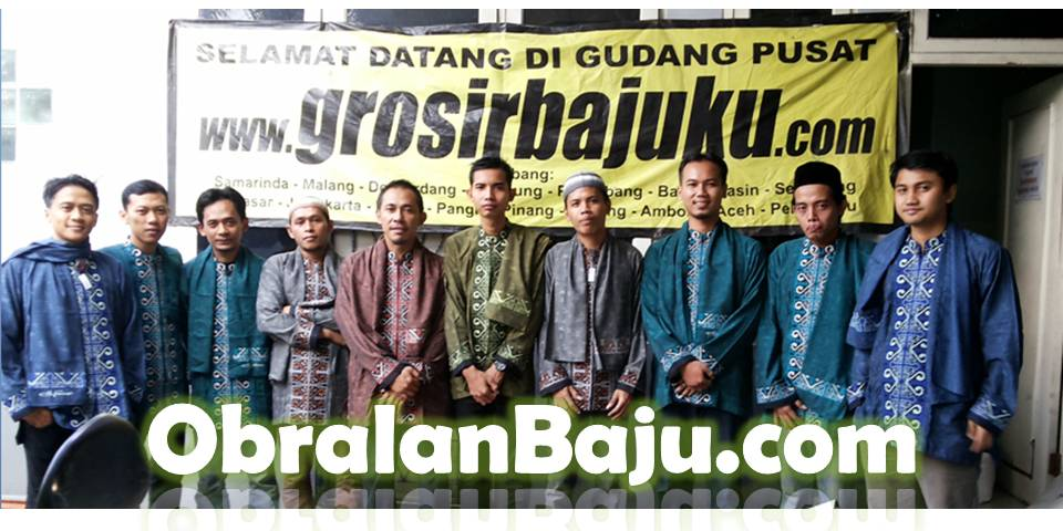 Team Sentra grosiran baju