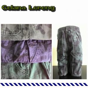 celana loreng