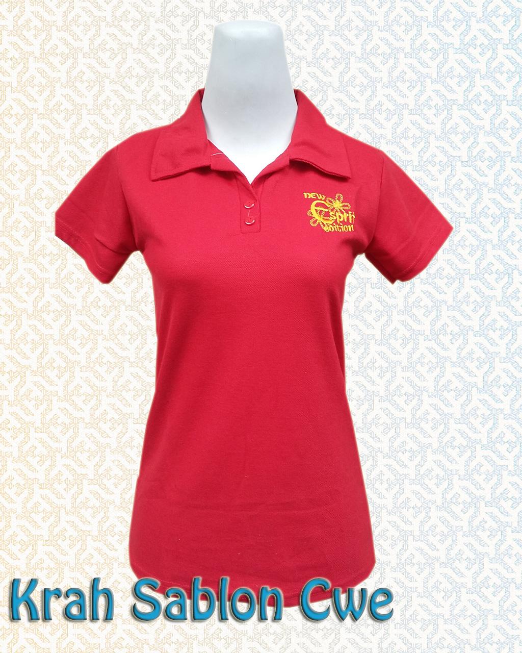 ObralanBaju.com Obral Baju Pakaian Murah Meriah 5000 Krah Sablon Cewe