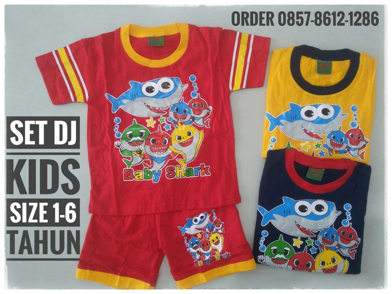 ObralanBaju.com Set DJ Kids