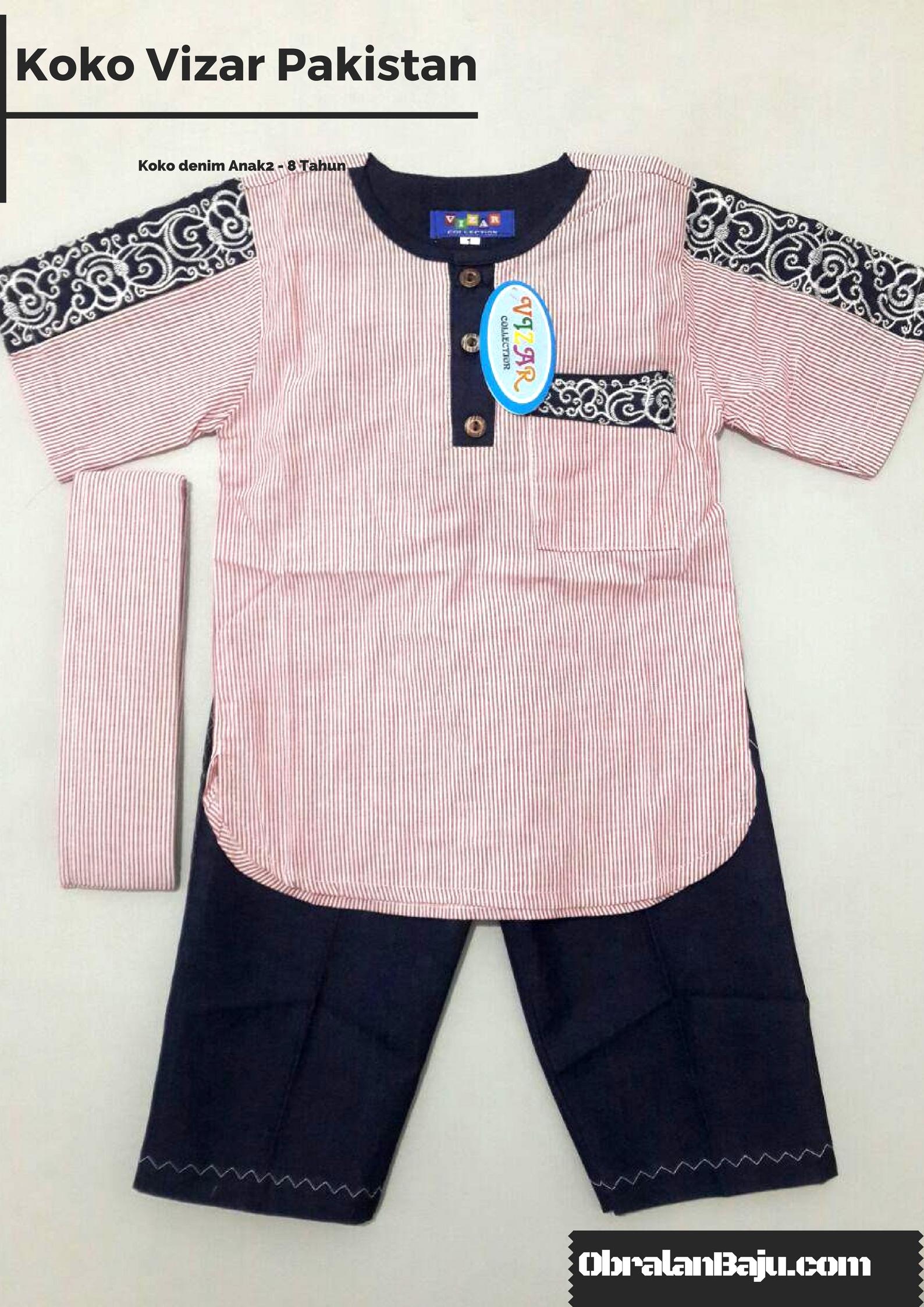supplier baju koko anak murah