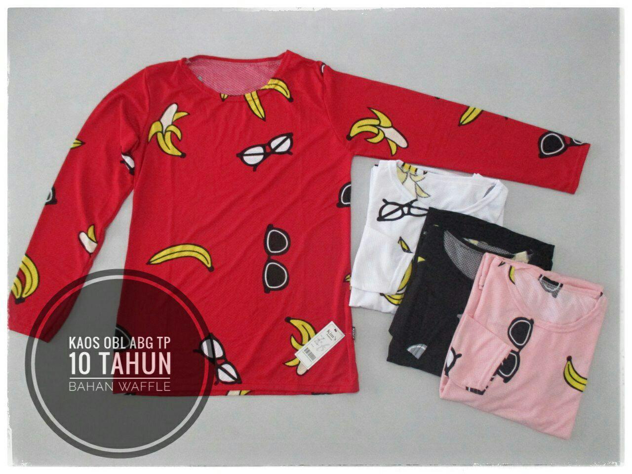 ObralanBaju.com Obral Baju Pakaian Murah Meriah 5000 Kaos Oblong ABG TP