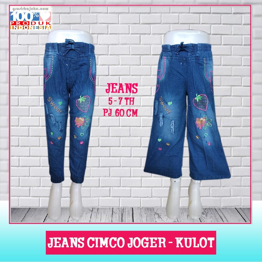 ObralanBaju.com Celana Jeans Anak Perempuan