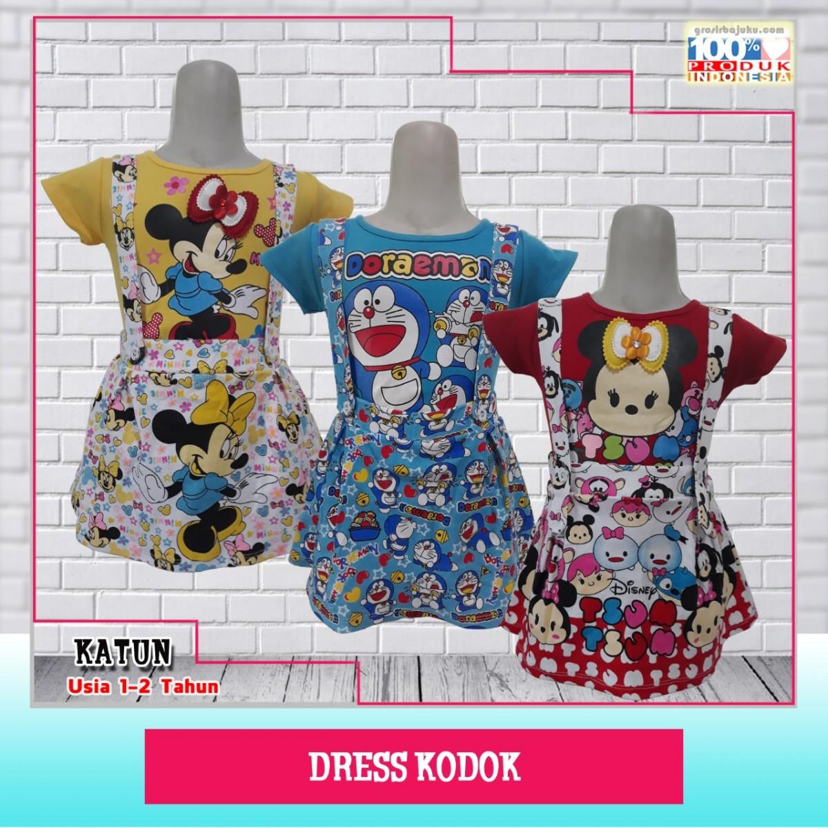 ObralanBaju.com Dress Kodok