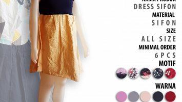 ObralanBaju.com Produsen Dress Sifon Anak Murah
