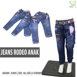 ObralanBaju.com Pabrik Celana Rodeo Anak Murah