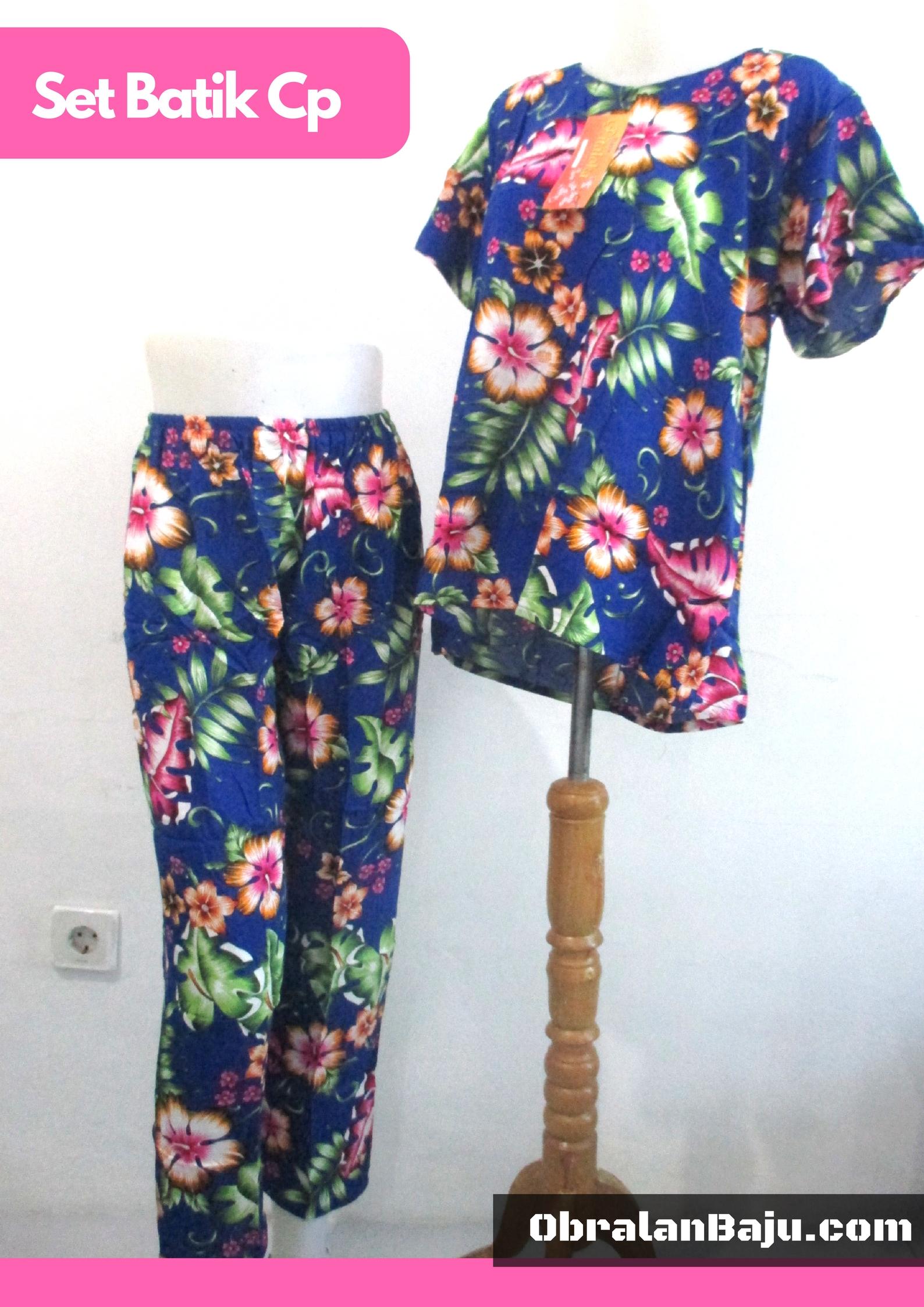 ObralanBaju.com Daster Celana Panjang (CP)