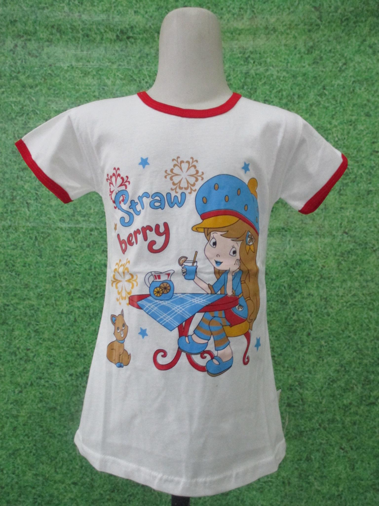 ObralanBaju.com Kaos Stabilo Putih