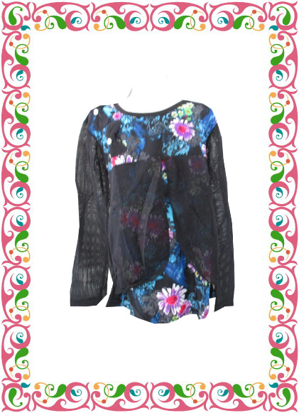 ObralanBaju.com Kaos Fashion Hitam