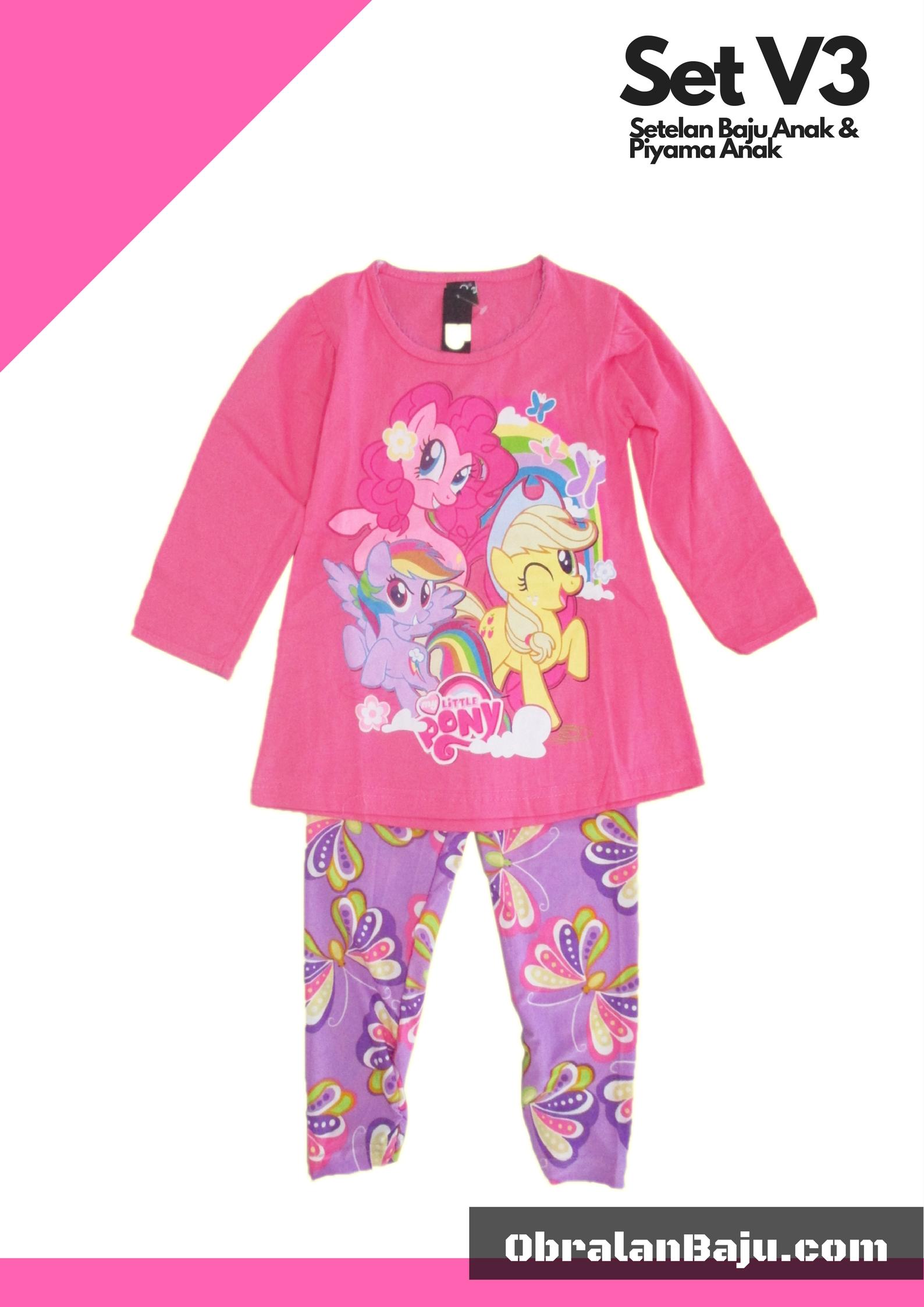 sentra grosiran baju tidur anak