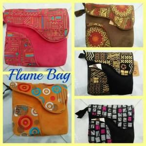 flame bag