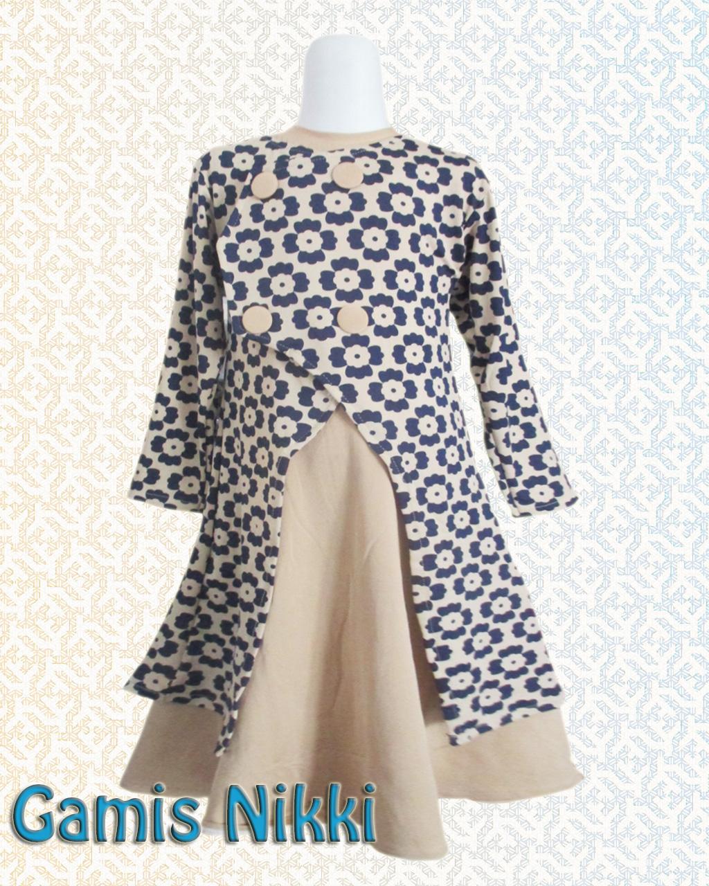 ObralanBaju.com Obral Baju Pakaian Murah Meriah 5000 Gamis Nikki