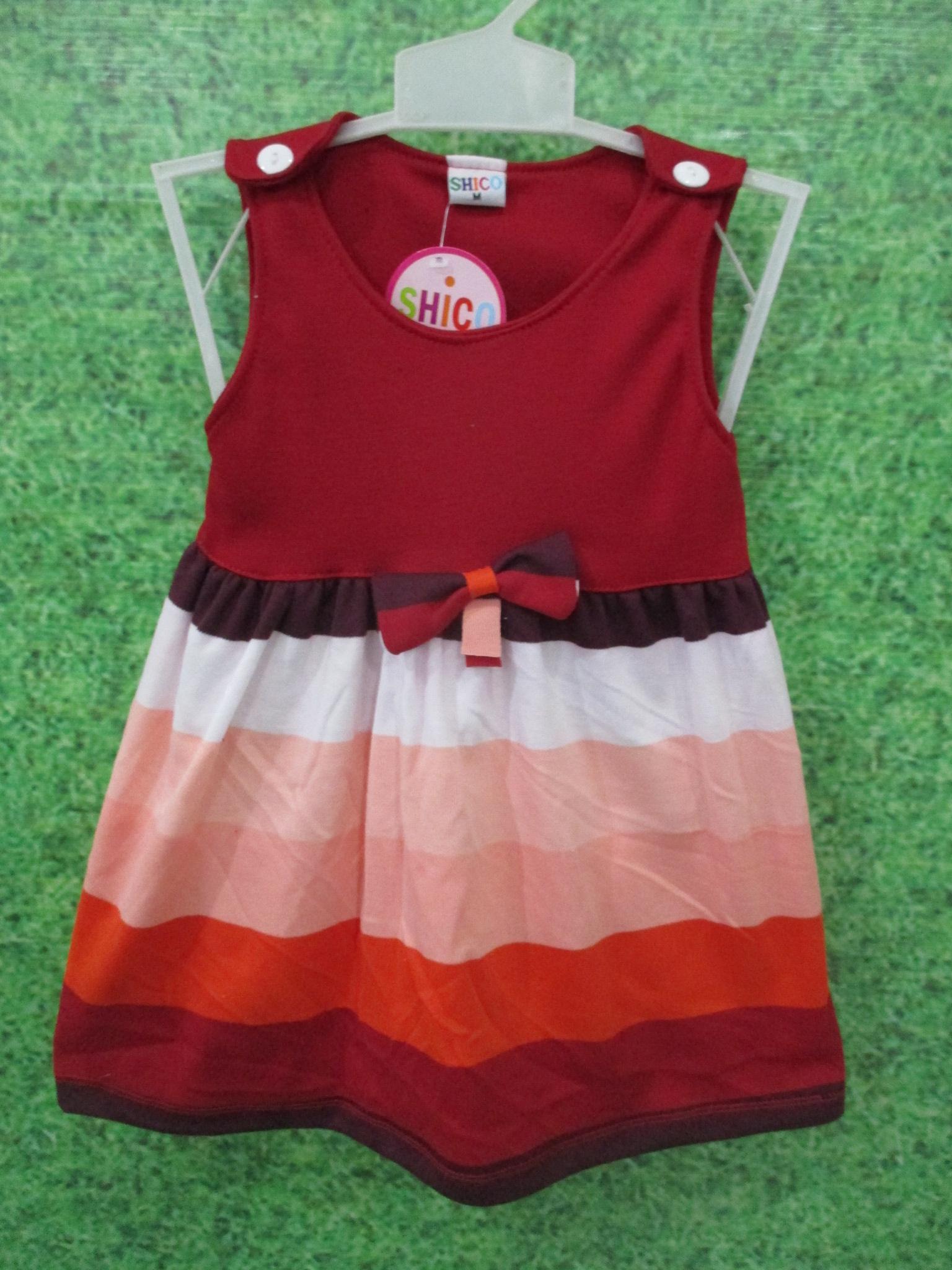 ObralanBaju.com Obral Baju Pakaian Murah Meriah 5000 Dress Salur Pita