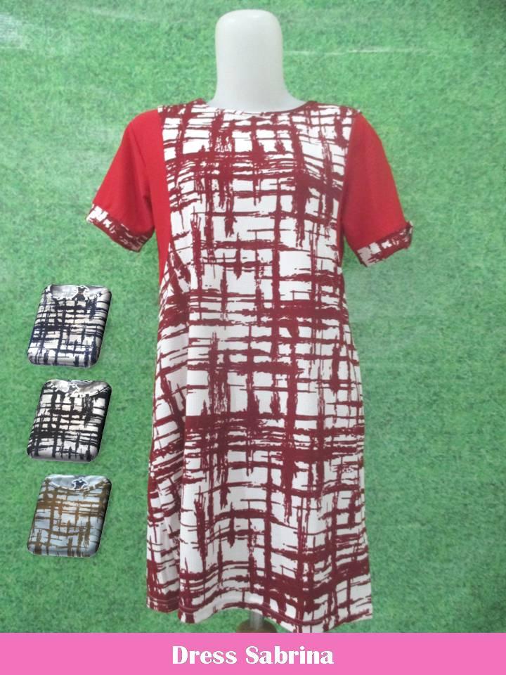 ObralanBaju.com Obral Baju Pakaian Murah Meriah 5000 Dress Sabrina