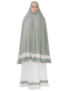 ObralanBaju.com Obral Baju Pakaian Murah Meriah 5000 Mukena Katun Jepang Bahan Jersey