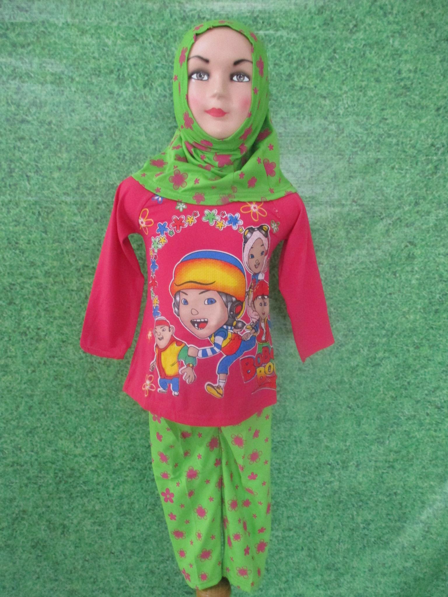 ObralanBaju.com Obral Baju Pakaian Murah Meriah 5000 Set Muslim Cewek