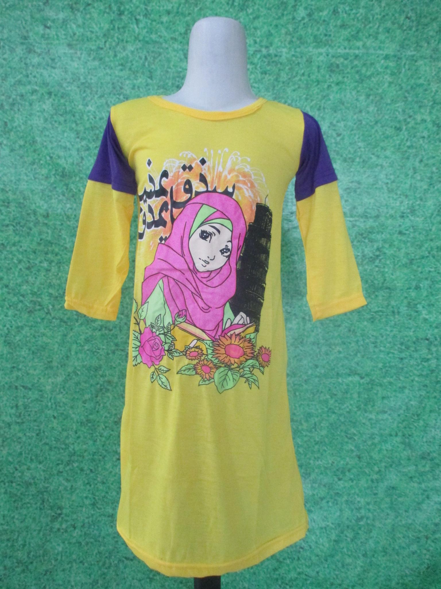 ObralanBaju.com Obral Baju Pakaian Murah Meriah 5000 Dress Muslim