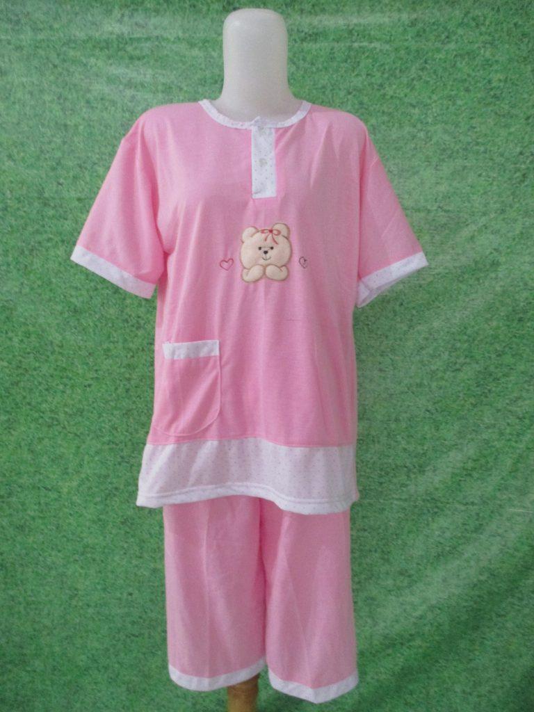 ObralanBaju.com Obral Baju Pakaian Murah Meriah 5000 Baju Tidur Katun 3/4 Jumbo