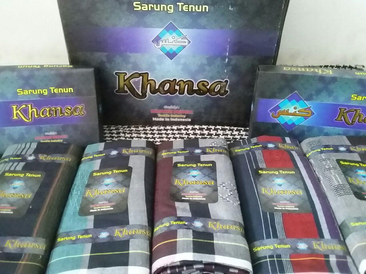 ObralanBaju.com Sarung Tenun Khansa