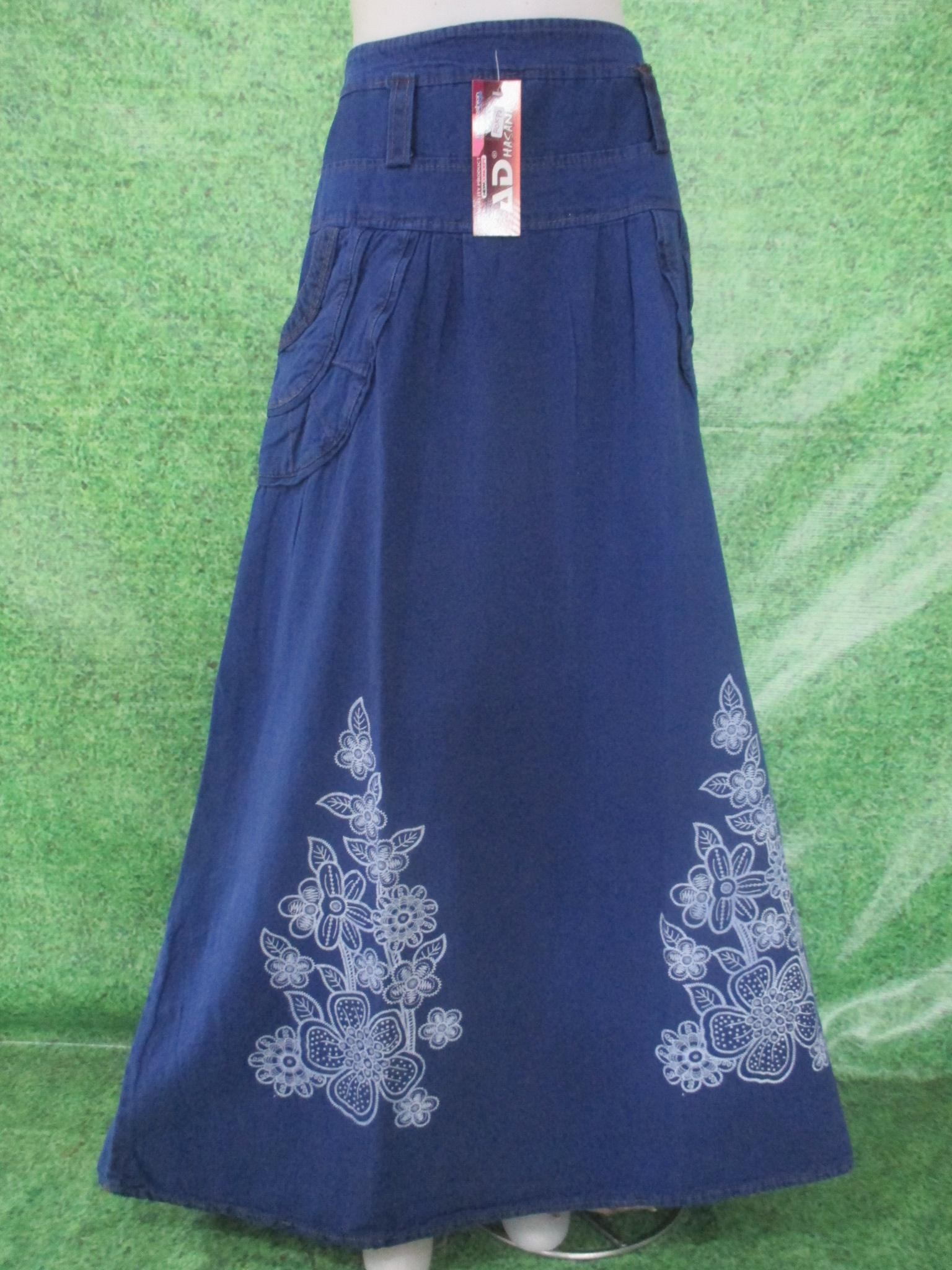 ObralanBaju.com Obral Baju Pakaian Murah Meriah 5000 Rok Jeans Dewasa