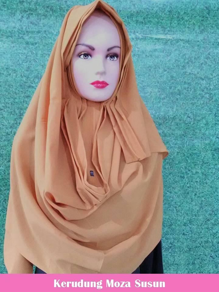 ObralanBaju.com Obral Baju Pakaian Murah Meriah 5000 Kerudung Moza Susun