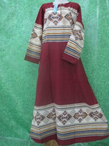 supplier gamis katun bangkok