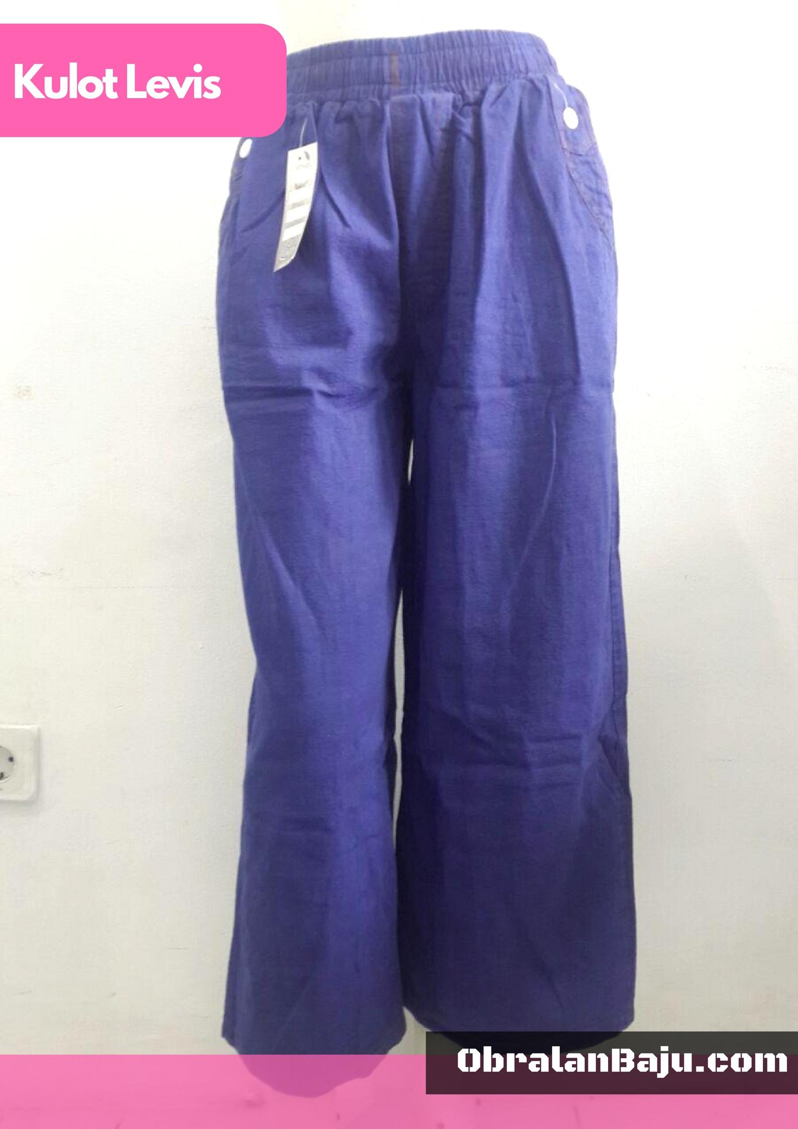 ObralanBaju.com Obral Baju Pakaian Murah Meriah 5000 Celana Kulot Levis