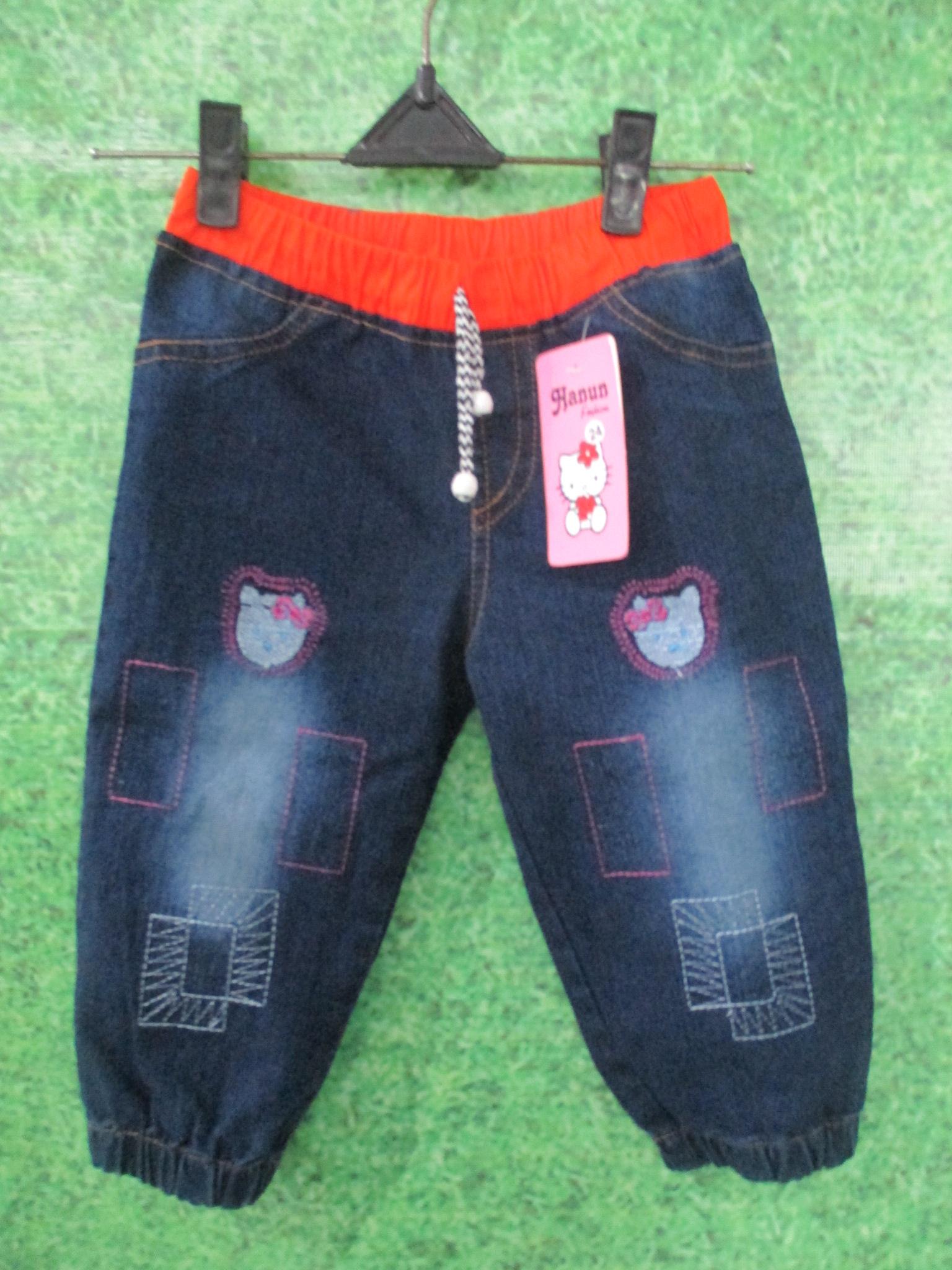 ObralanBaju.com Jogger Jeans Anak