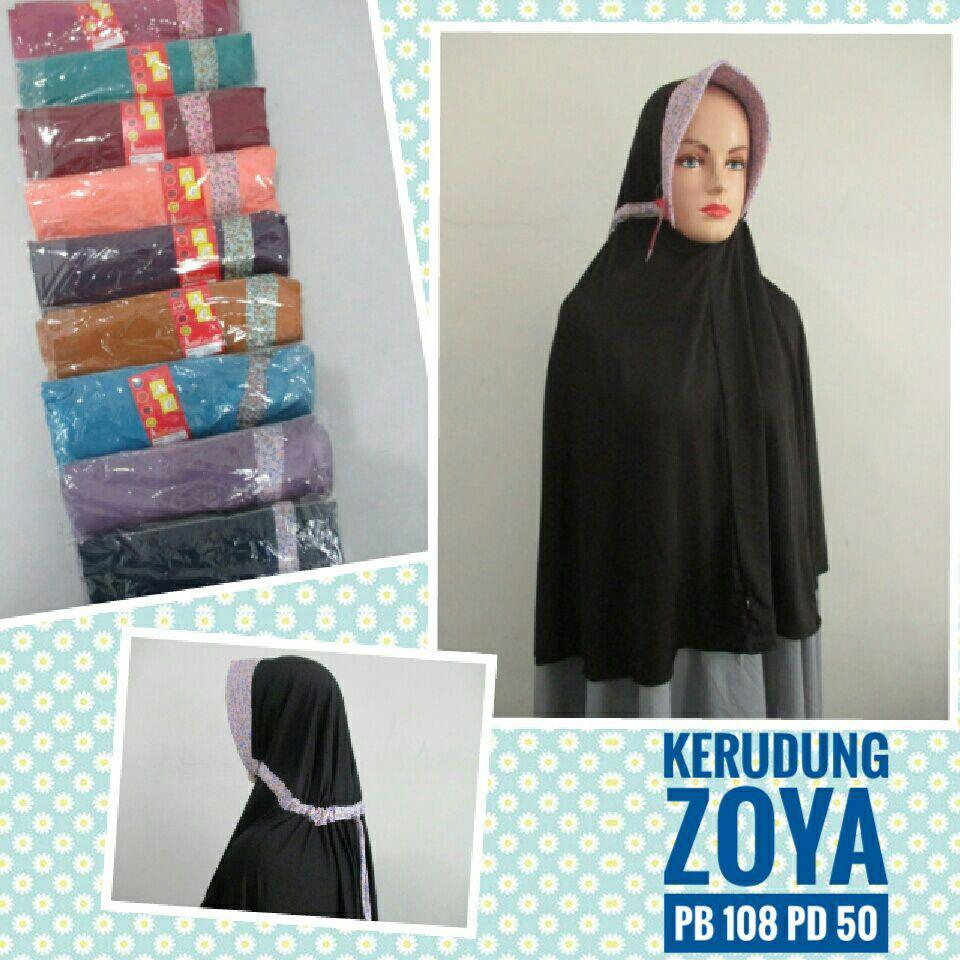 ObralanBaju.com Obral Baju Pakaian Murah Meriah 5000 Kerudung Zoya