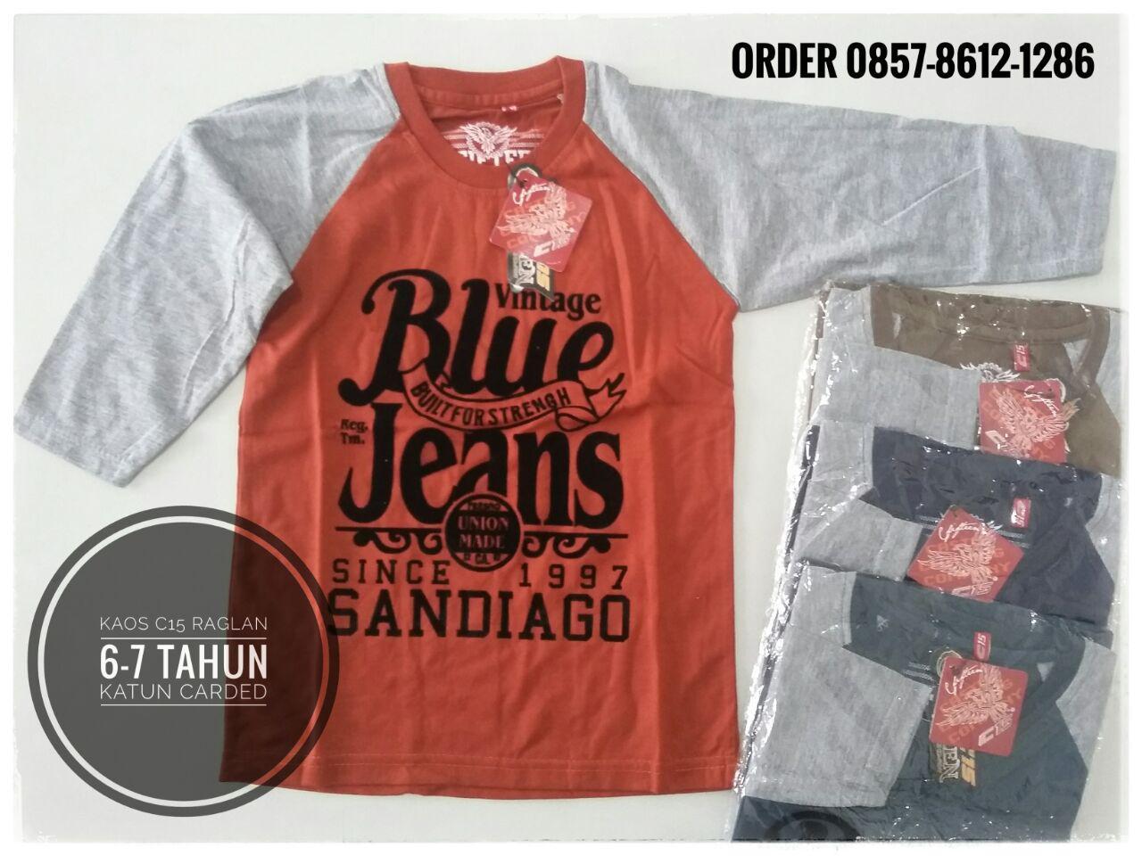 ObralanBaju.com Obral Baju Pakaian Murah Meriah 5000 Jogger Jeans Anak