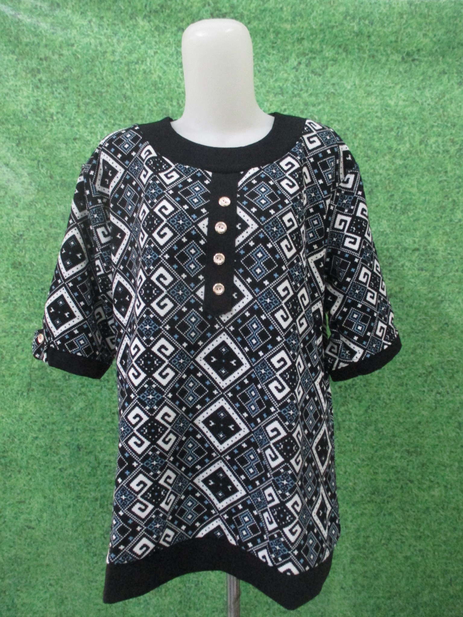 ObralanBaju.com Obral Baju Pakaian Murah Meriah 5000 Kaos Sabrina 7/8