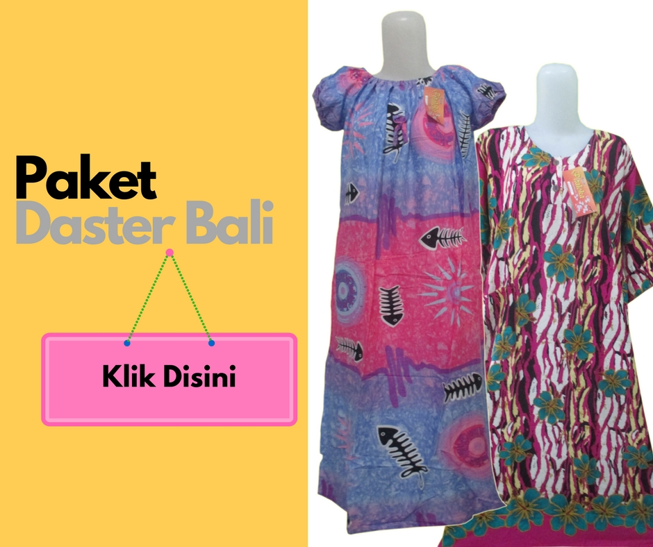 ObralanBaju.com Paket Daster Bali