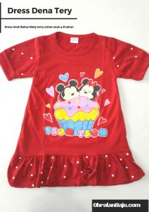 agen dress branded anak
