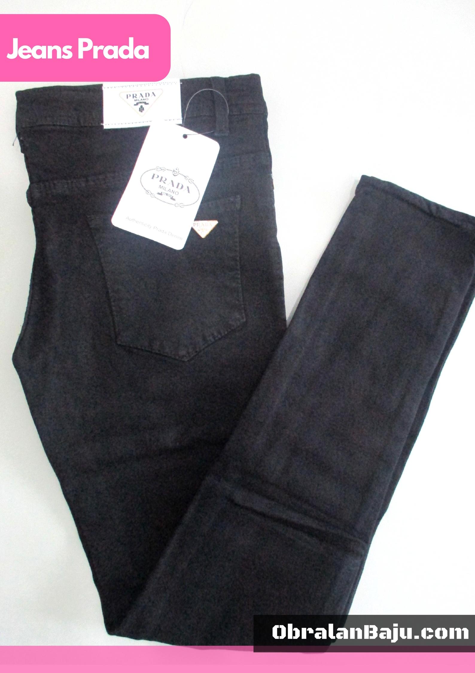 ObralanBaju.com Obral Baju Pakaian Murah Meriah 5000 Jeans Prada