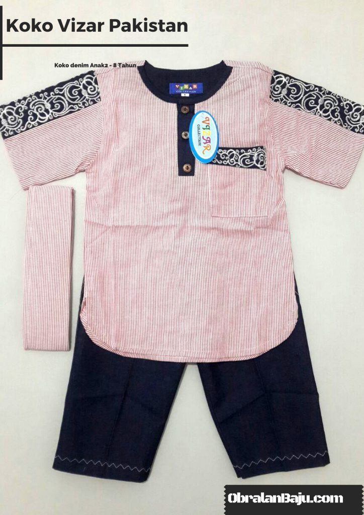 supplier baju koko anak murah