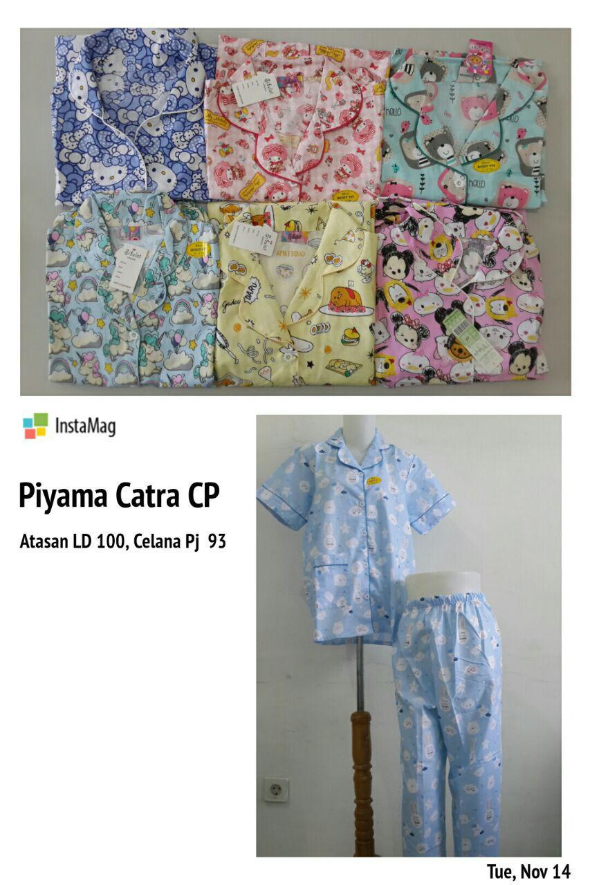 ObralanBaju.com Piyama Catra CP Dewasa