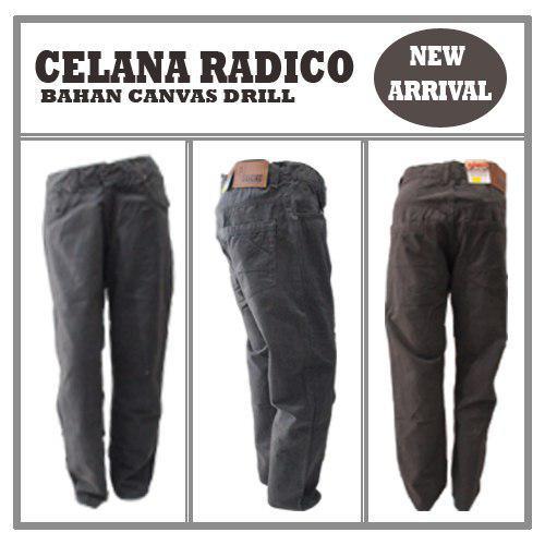 ObralanBaju.com Celana Redico