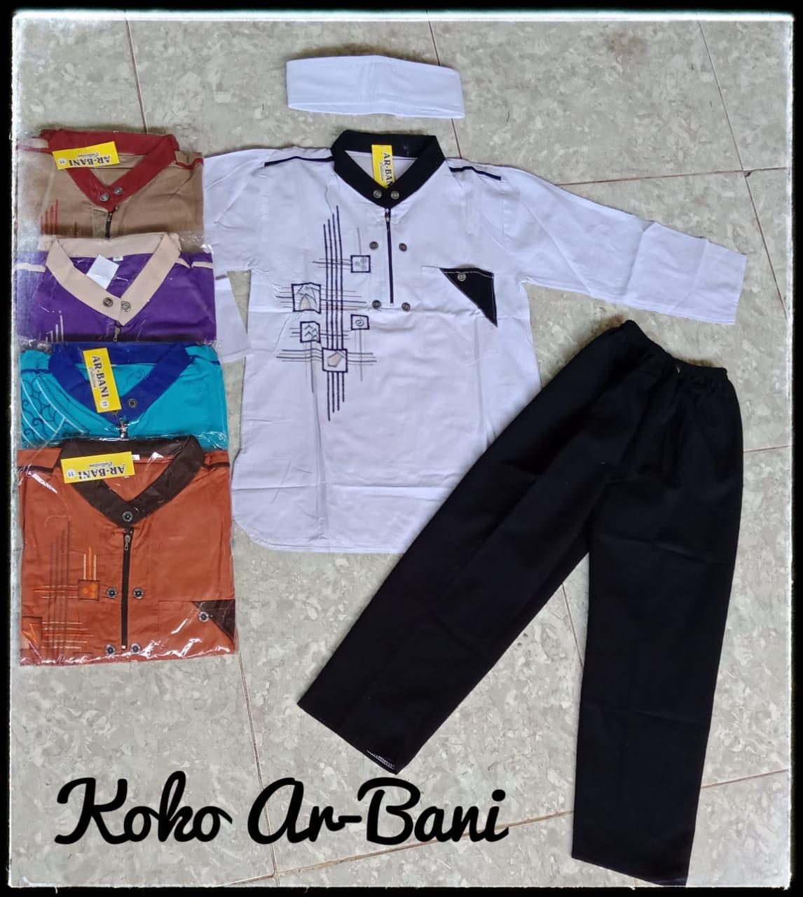 ObralanBaju.com Obral Baju Pakaian Murah Meriah 5000 Koko Rabbani