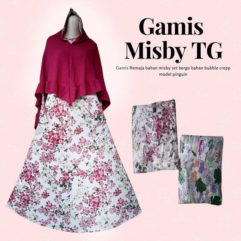 ObralanBaju.com Gamis Misby Jidan