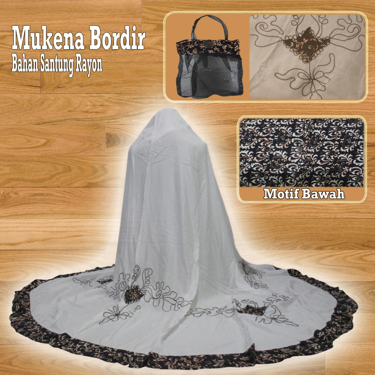 ObralanBaju.com Obral Baju Pakaian Murah Meriah 5000 Mukena Bordir