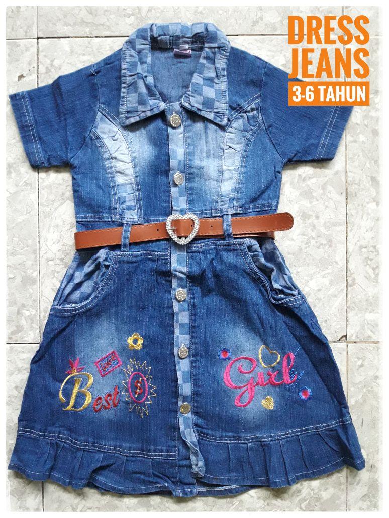 ObralanBaju.com Dress Jeans Anak