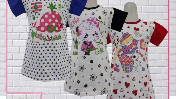 ObralanBaju.com Obral Baju Pakaian Murah Meriah 5000 Dress Putih Anak Murah