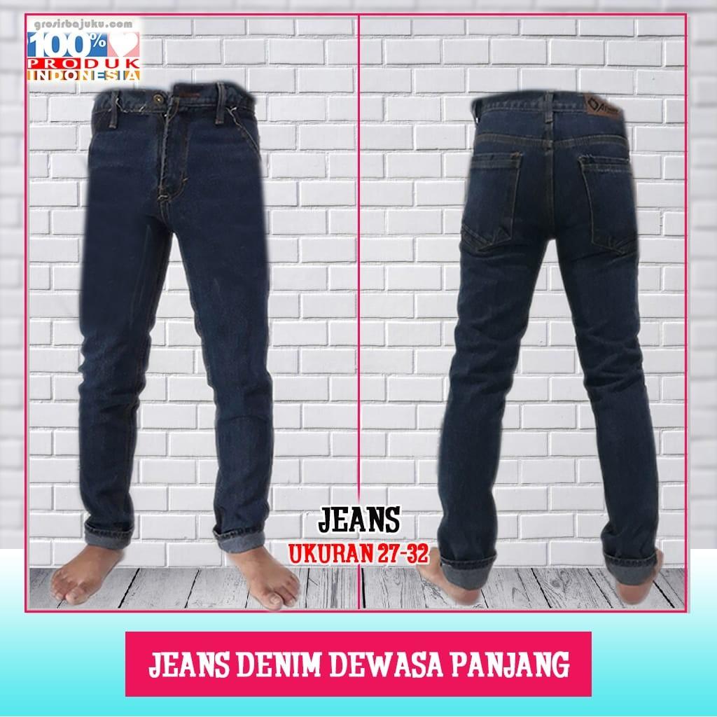 ObralanBaju.com Celana Jeans Panjang Pria Dewasa