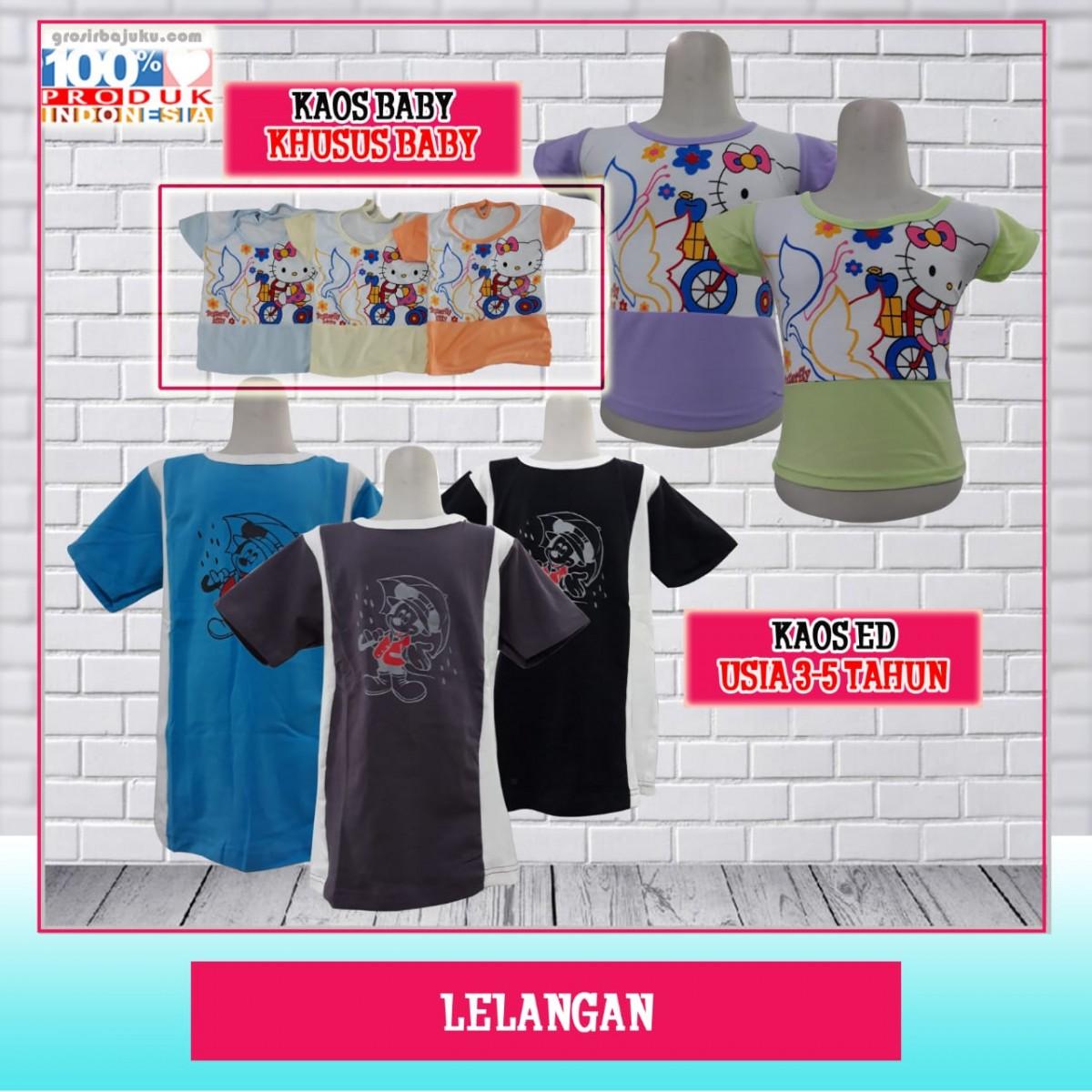 ObralanBaju.com Kaos Lelang Murah Meriah