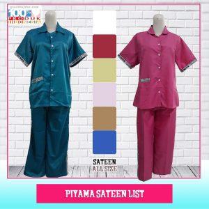 ObralanBaju.com Obral Baju Pakaian Murah Meriah 5000 Piyama Sateen List
