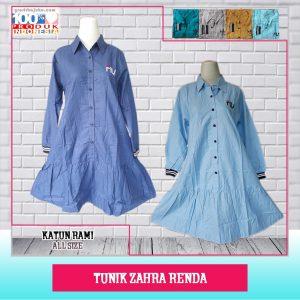Baju Tunik Zahra Renda