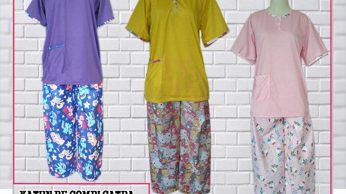 ObralanBaju.com Obral Baju Pakaian Murah Meriah 5000 Distributor Baju Tidur Katun Catra Dewasa