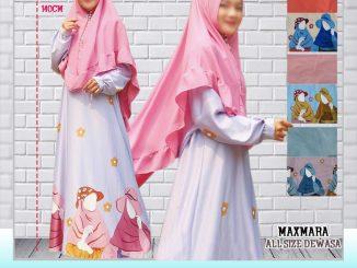 ObralanBaju.com Obral Baju Pakaian Murah Meriah 5000 Distributor Gamis Maxmara Lux Dewasa Murah